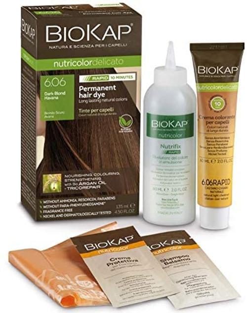 BioKap Dark Blond Havana Rapid Hair Dye