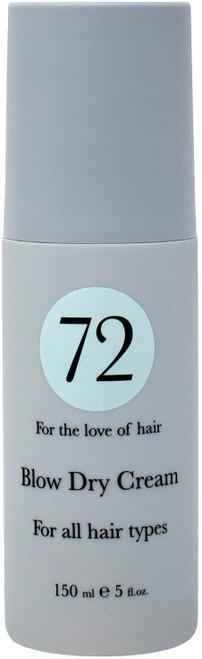 72 Hair Vegan Blow Dry Cream-150ml