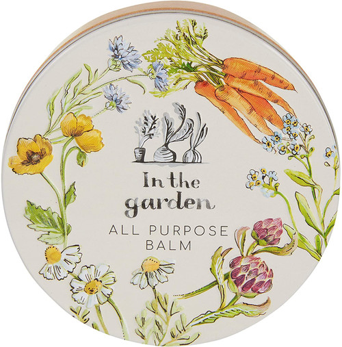 Heathcote and Ivory In The Garden Gardener's All Purpose Everyday Balm-80 g