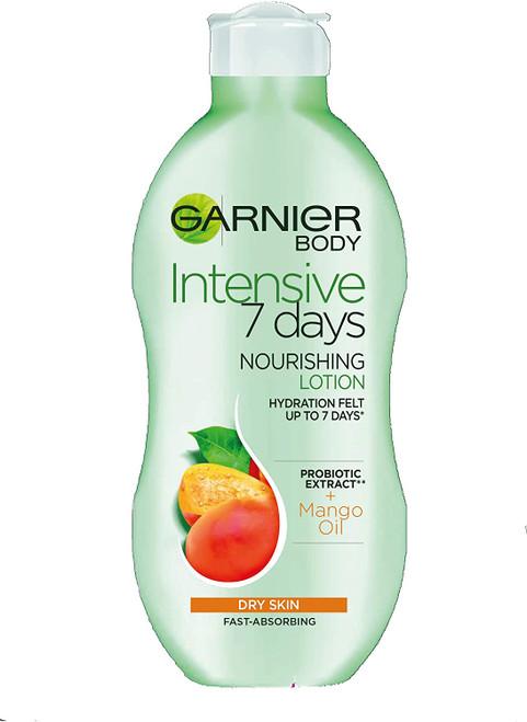 Garnier Intensive 7 Days Body Lotion-Mango