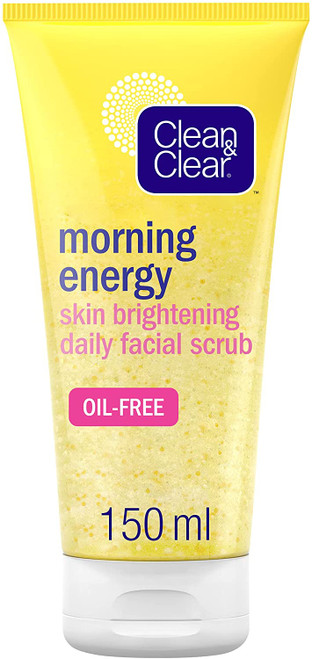 Clean And Clear Morning Energy Facial Scrub