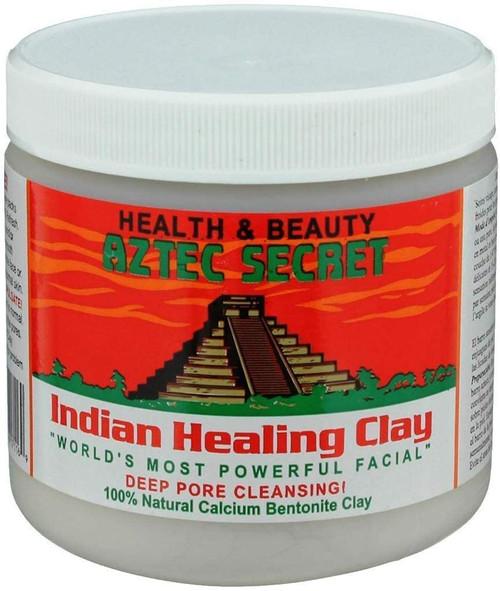 AZTEC SECRET Healing Clay Deep Pore Cleansing