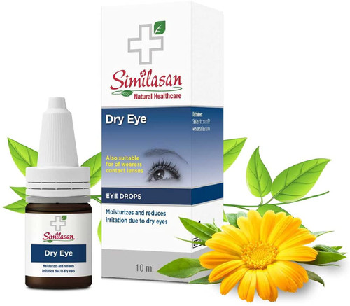 Similasan Eye Drops for Dry and Irritated Eyes - 10 ml