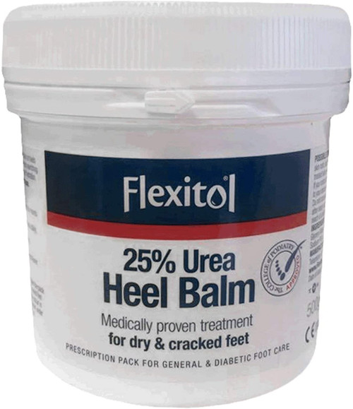 Flexitol Non greasy Heel Balm - 500g