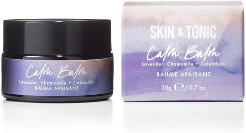 Skin and Tonic Calm Balm with Natural Oils