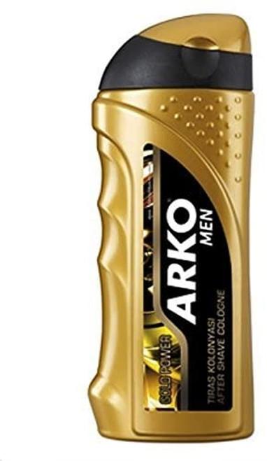 Arko Men Aftershave Cologne Gold Power-250ml