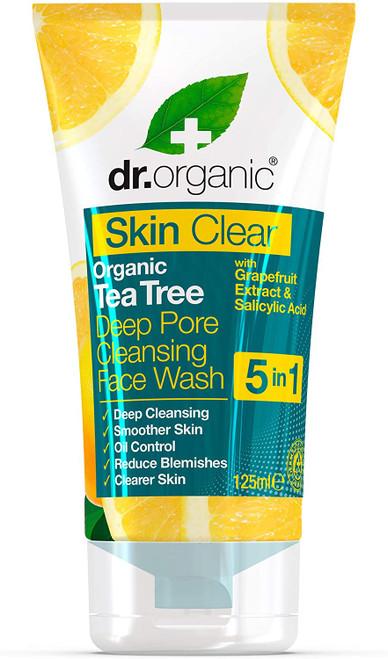 Skin Clear Deep Pore Face Wash-125ml