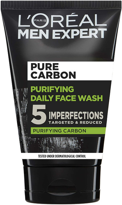 LOreal Men Expert Pure Carbon Purifying Daily Face Wash
