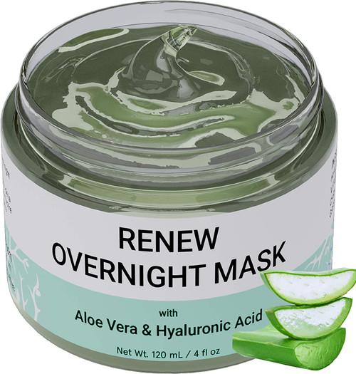 Renew Overnight Sleeping Facial Mask by Doppeltree