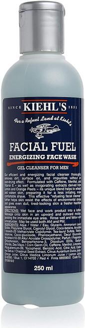 Kiehls FACIAL FUEL CLEANSER-250ml