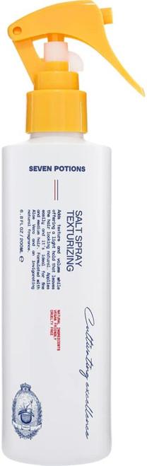 Seven Potions Texturizing Salt Spray for Mens Hair