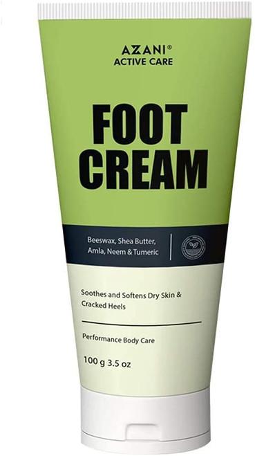 Azani Active Care Foot Care Cream-100g
