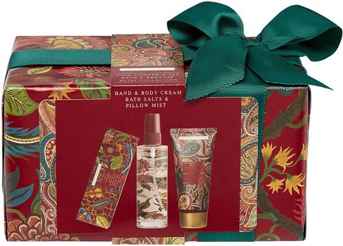 Heathcote and Ivory Wild Wonder and Joy Bath and Bedtime Bliss Gift Box