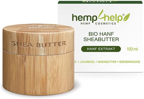 Organic Hemp Shea Butter Cream