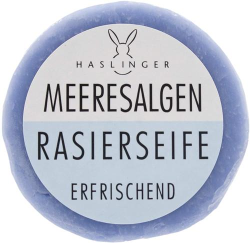 Haslinger Shaving Soap-Alga Marina