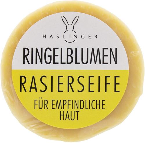Haslinger Shaving Soap-Calendula