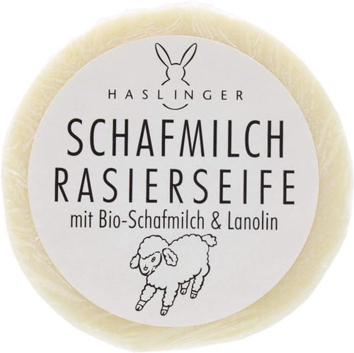 Haslinger Shaving Soap-Latte Di Pecora