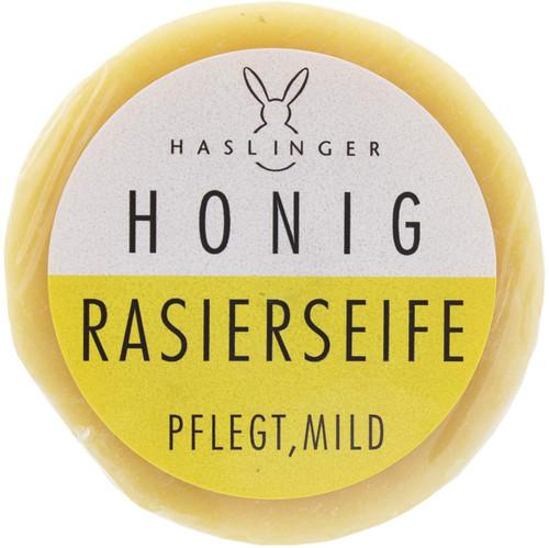 Haslinger Shaving Soap-Miele