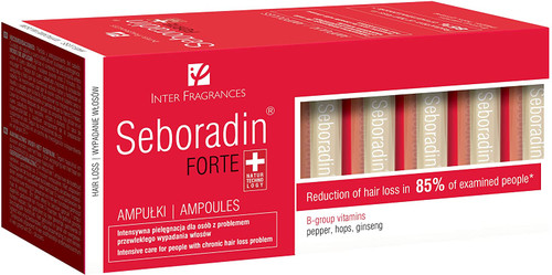 Seboradin Forte Hair Growth Serum-5.5mlx14