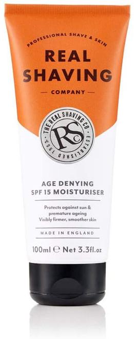 The Real Shaving Company Age Denying Moisturiser