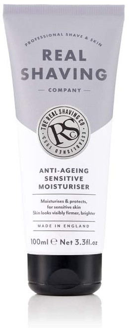 The Real Shaving Company Anti Ageing Sensitive Moisturiser
