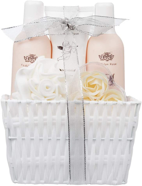 Ladies Lovely Fashion Rose Body and Bath Gift Set-5 Piece