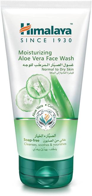 Himalaya Face WashWithout Soap-Aloe Vera