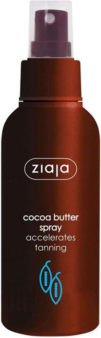 Ziaja Cocoa Butter Tanning Accelerator Spray-100Ml