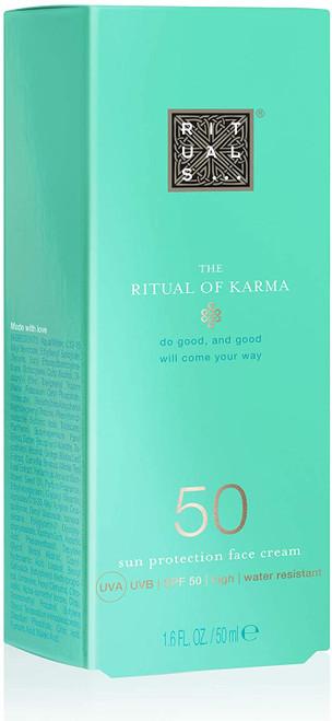 RITUALS The Ritual of Karma Sun Protection Face Cream SPF 50-50 ml