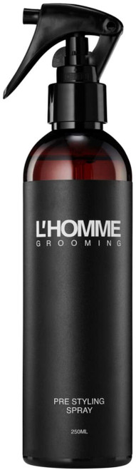 LHomme Grooming Pre Styling Hair Spray-Medium Hold