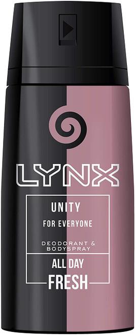 Lynx Unity All Day Fresh Fragrance Body Spray for Everyone