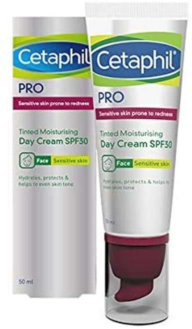 Cetaphil PRO Sensitive Tinted Moisturising Day Cream
