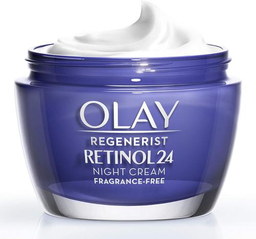 Olay Regenerist Retinol24 Night Face Cream Moisturiser-50 ml