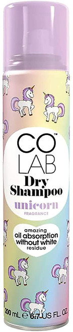 Colab Dry Shampoo For Refreshed Hair - 200 ml