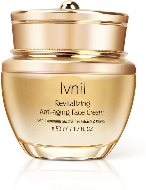 Ivnil Retinol Face Cream with Hyaluronic Acid