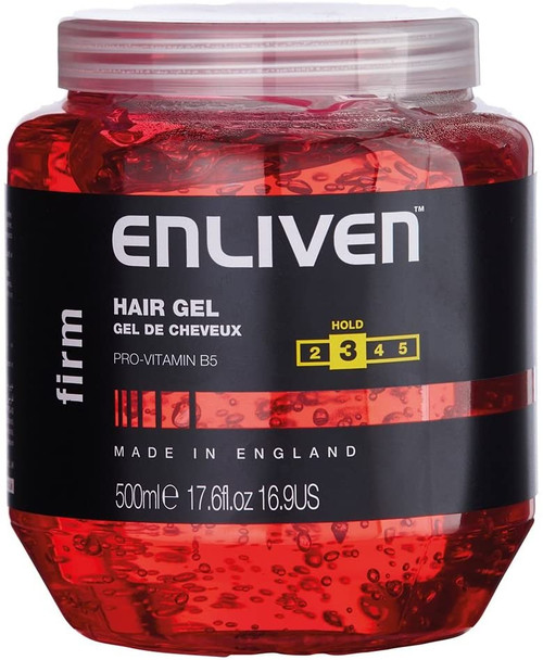 Enliven XL Firm Red Hair Gel-500 ml