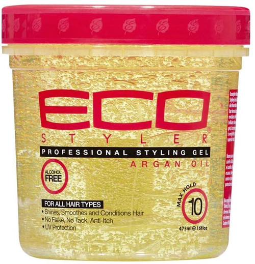 Eco Styler Styling Gel with Moroccan Argan Oil