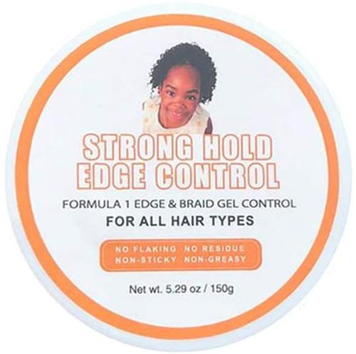 Honey Shea Butter Strong Hold Edge Braid Control Gel