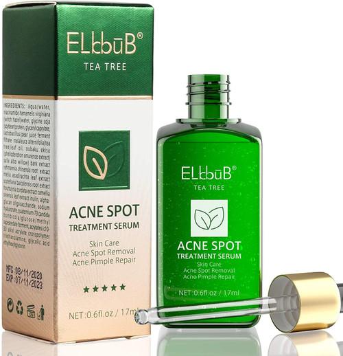Acne Spot Treatment Tea Tree Clear Skin Serum