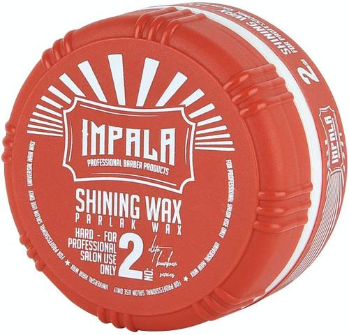 Impala Barber Men Styling Sapphire Hair Wax-Mega Strong