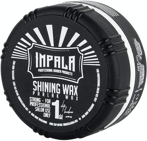 Impala Barber Men Styling Sapphire Hair Wax-Strong Hold