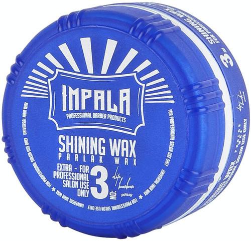 Impala Barber Men Styling Sapphire Hair Wax-Ultra Strong