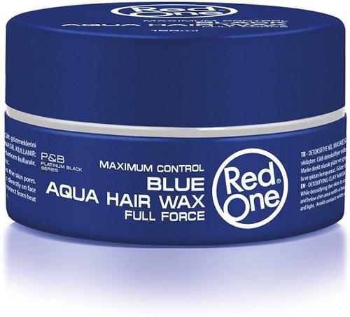 Red One Hair Wax 150 ml-Blue