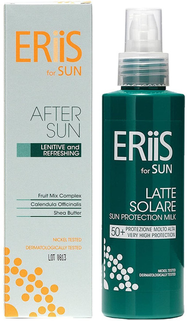 ERiiS for Sun Protection After Sun