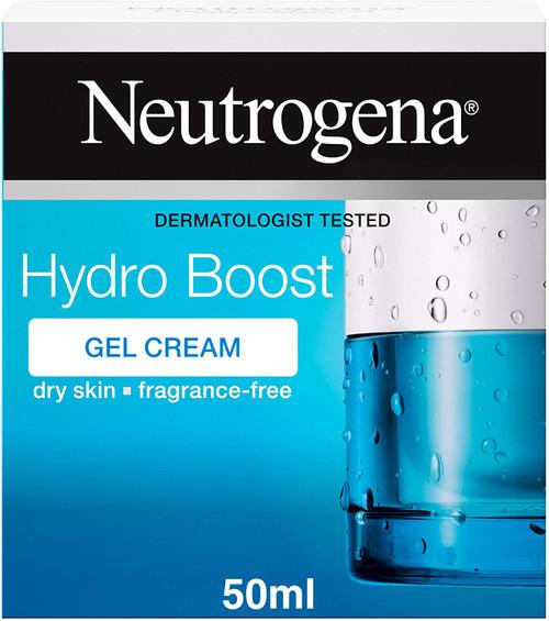 Neutrogena Hydro Boost Gel Cream Moisturiser For dry skin-50 ml
