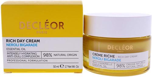 Decleor Hydra Floral Anti Pollution Hydrating Rich Cream-50ml