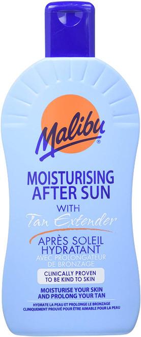 Malibu Moisturising After Sun with Tan Extender-400 ml