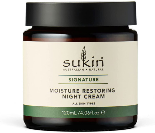 Sukin Moisture Restoring Night Cream-120ml