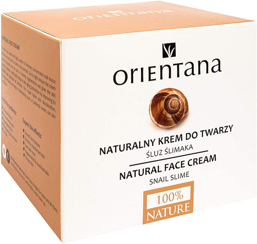 Orientana 98 Percent NATURAL SNAIL FACE CREAM for Day and Night-50ml