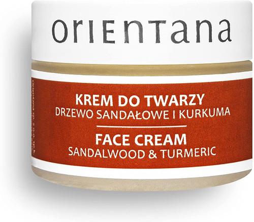 Orientana 99.5 Percent NATURAL FACE CREAM-50g
